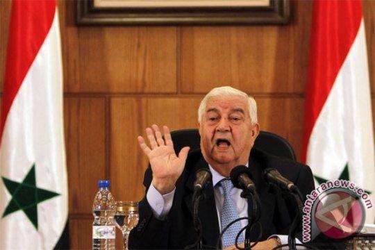 Menlu Suriah lakukan lawatan pertama ke Teluk sejak konflik