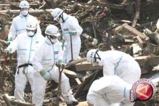 Tepco Jepang pertimbangkan ancaman tsunami pada PLTN Fukushima