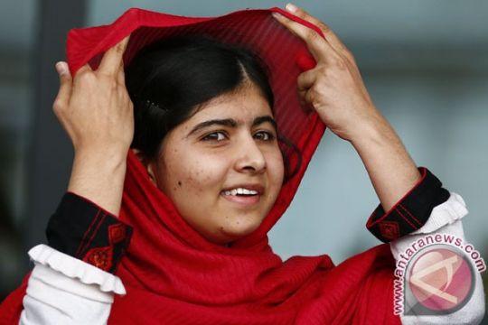 Malala Yousafzai dukung sekolah untuk pengungsi anak Suriah
