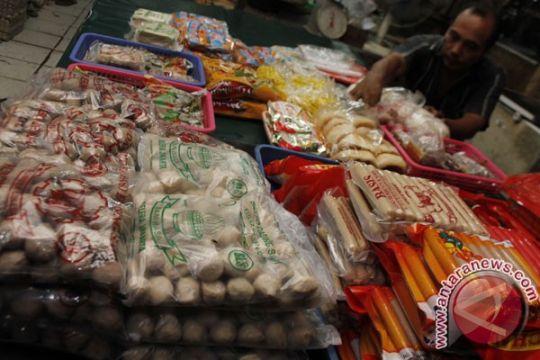 Warga keluhkan tidak ada tempe dan tahu di Pasar Gondangdia