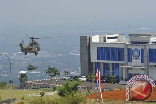 Batalion Infantri Para Raider 501/Bajra Yudha gelar simulasi penanganan teroris