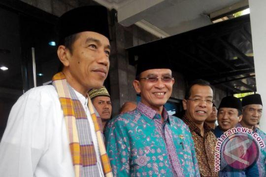 Jokowi dukung umroh dan haji berangkat dari Lanud Halim