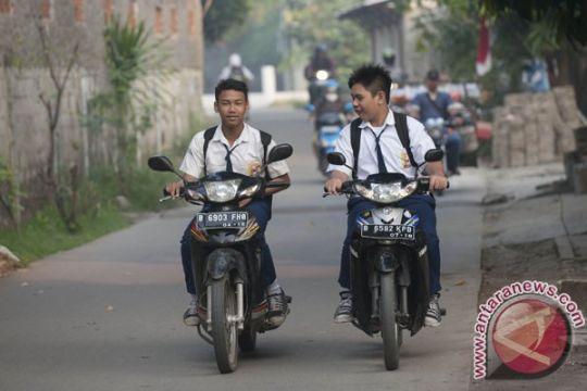 Disdik Bogor larang siswa bawa kendaraan ke sekolah