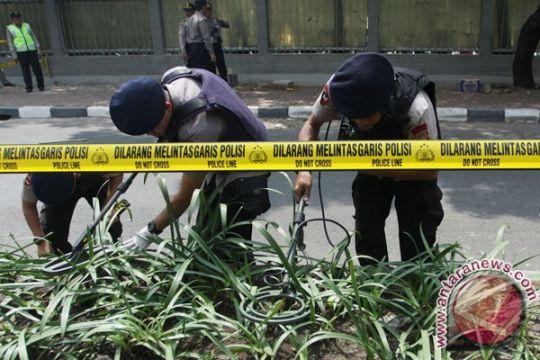 Polri tangkap delapan pelaku teror penembakan polisi