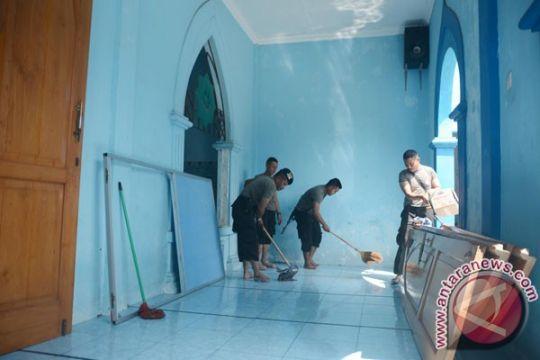 Polres Mesuji laksanakan gerakan Polisi Cinta Masjid