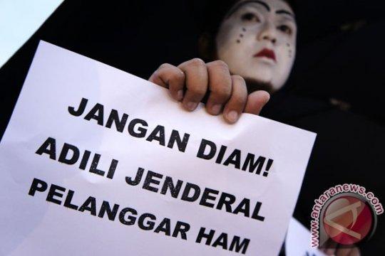 Mahasiswa desak Kejagung proses penyidikan kasus HAM