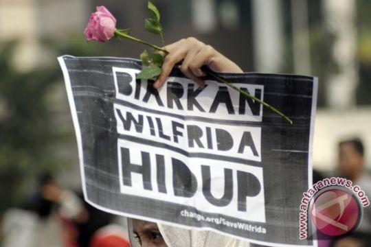 Walfrida Soik dalam pengawasan dokter jiwa Malaysia