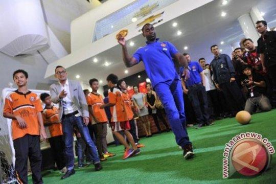 Andy Cole akan seleksi bakat muda Indonesia