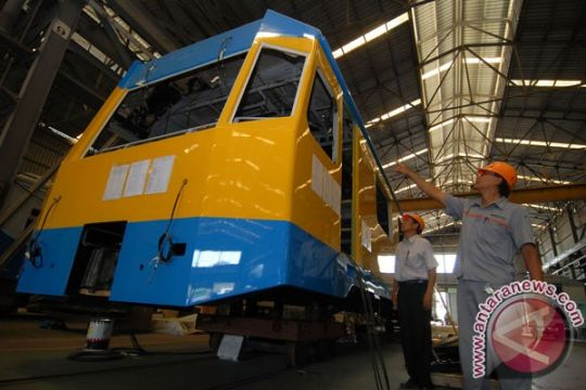 PT INKA tawarkan pembuatan trem di Surabaya