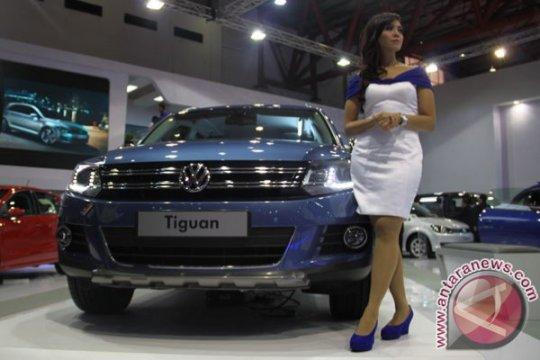VW Masih Mengandalkan Tiguan di IIMS 2013