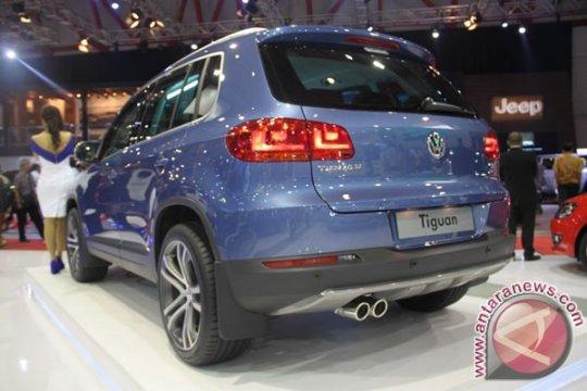 Tiguan tulang punggung VW tahun 2013