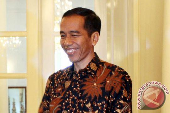 Pukul bedug, Jokowi resmi buka JNRF
