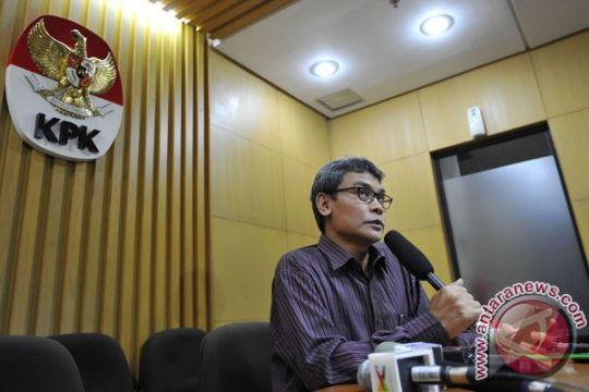 KPK tetapkan mantan walikota Tegal tersangka kasus ruislag