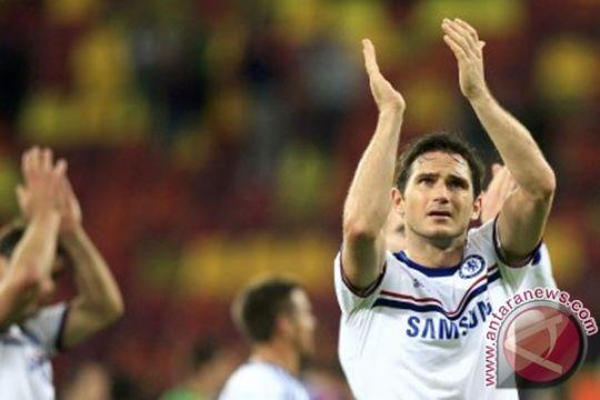 Lampard berlatih bersama klub barunya di Amerika