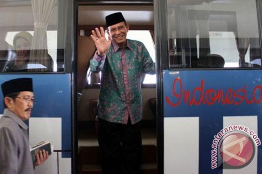 Amirul Haj takziah ke Maktab 51 Arafah