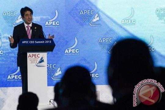 PM Abe: Jepang berkomitmen tingkatkan konektivitas infrastruktur kawasan