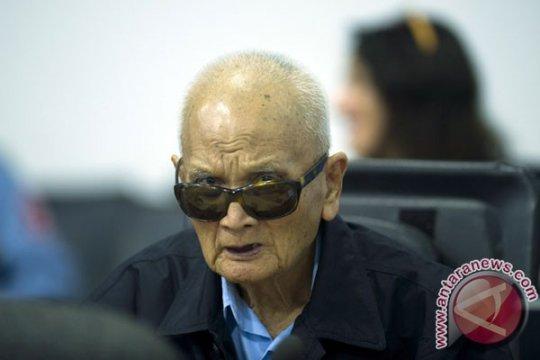 Pimpinan ideologi Khmer Merah tutup usia dalam umur 93