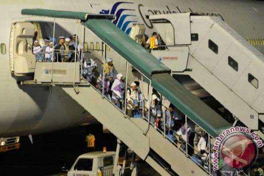Wali Kota Pekanbaru lepas 444 calhaj
