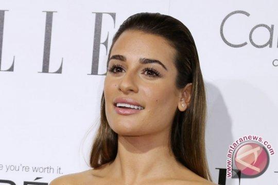 Lea Michele kembali bermedia sosial