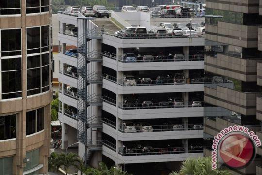 DKI akan kurangi ruang parkir Sudirman-Thamrin