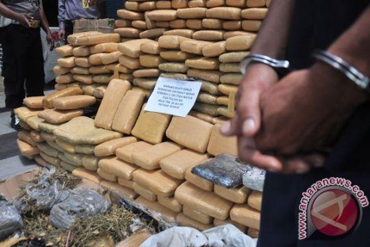 Tangkapan narkotika di BC Soekarno-Hatta Rp283 miliar