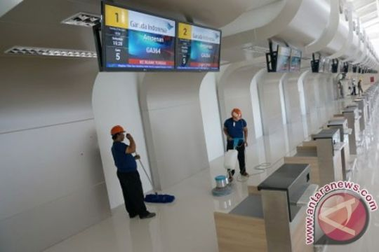 Terminal 2 tambah kapasitas Juanda 6 juta orang