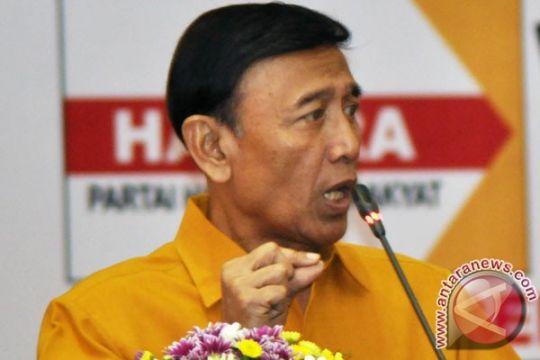 Wiranto tegaskan pihaknya tidak pernah sindir Rhoma