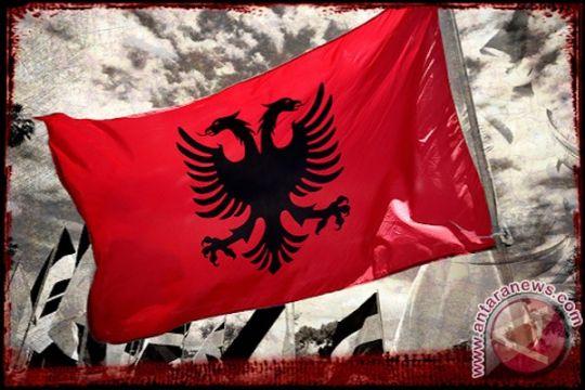 Gempa magnitudo 6,4 guncang Albania, bangunan hancur