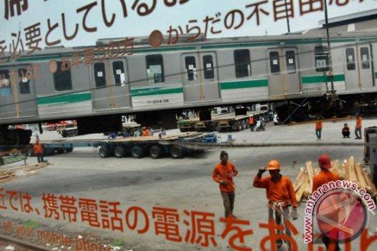 30 kereta bekas Jepang akan gantikan armada rusak