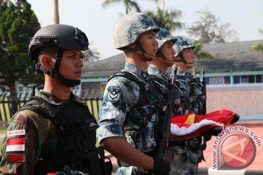 AU China dan TNI AU latihan anti teror