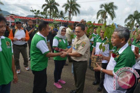 Menteri Kehutanan adakan Temu Rimbawan se Provinsi Sulawesi Utara