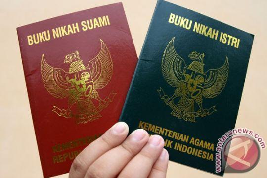 Tahanan tipikor menikah di kantor Polrestabes Makassar
