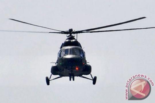 Pilot helikopter hilang di Medan tak kontak ATS