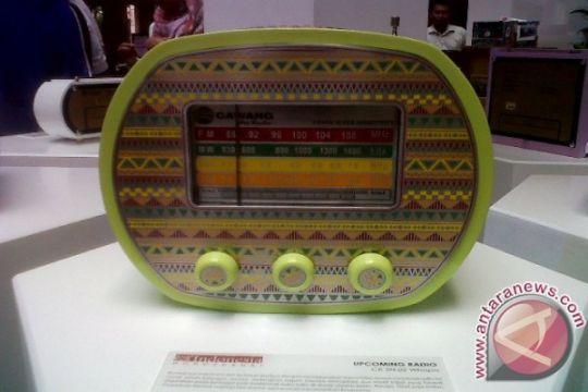 Radio kayu digital asal Jepara diminati asing