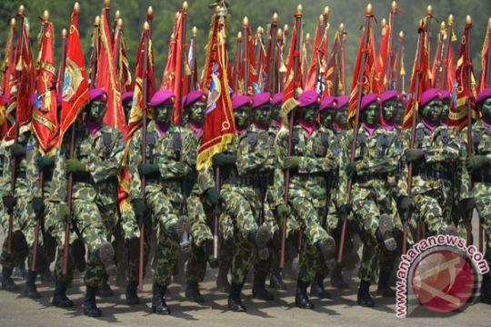 Personel Korps Marinir TNI AL harus selalu jaga nama baik