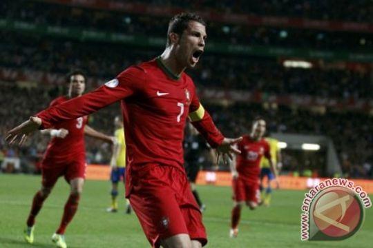 Trigol Ronaldo bawa Portugal ke Piala Dunia