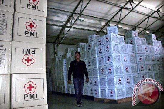 PMI Jateng miliki gudang pusat pelayanan bencana