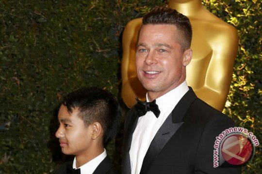 Ditanya soal Brad Pitt, ini jawaban Maddox Jolie-Pitt