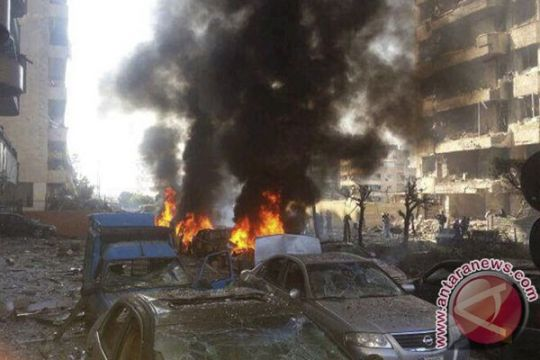 Kelompok bersenjata ledakan truk pembawa gas cair di Iran
