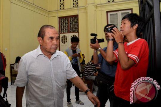 Wali Kota Palopo divonis tujuh tahun penjara