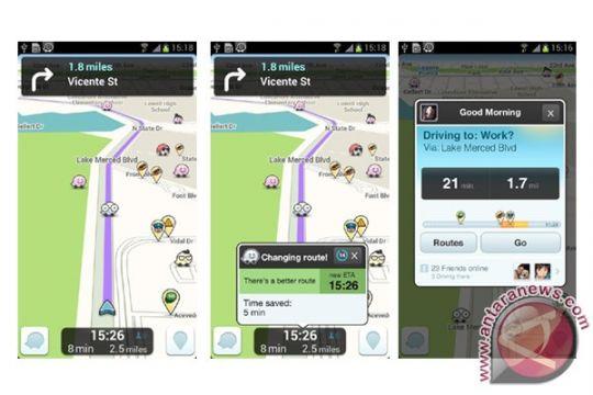 Waze perkenalkan navigasi suara dalam Bahasa Indonesia