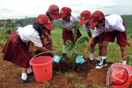 Temanggung siapkan 125.000 bibit pohon untuk hijaukan lahan kritis