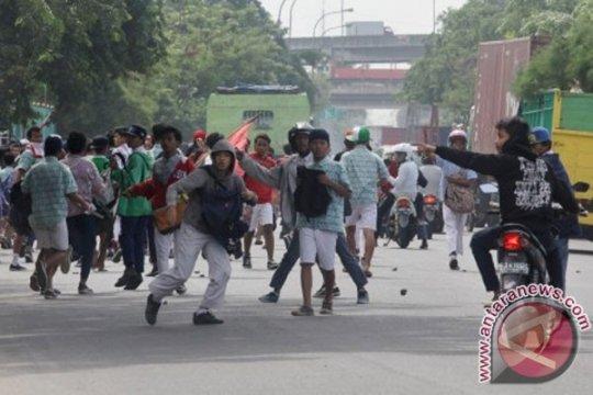 Polisi Magelang tangkap puluhan pelajar terlibat tawuran