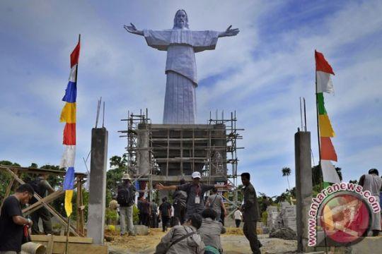 Terdakwa korupsi patung Yesus Rp6,2 miliar divonis 1,3 tahun