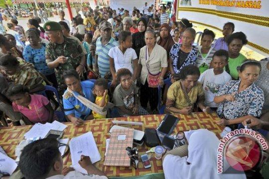 Perkembangan kasus DBD terus dipantau di Papua Barat