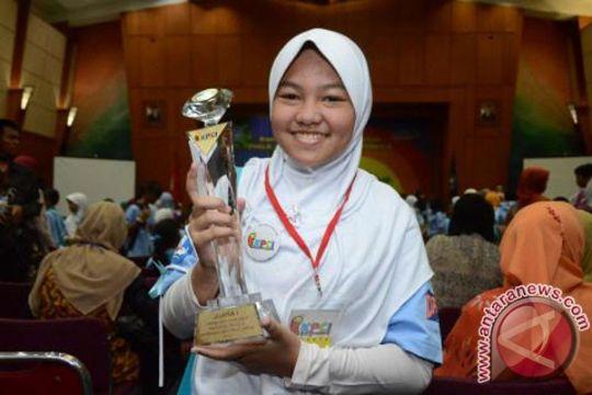 Kemendikbud berikan penghargaan penulis cilik Indonesia