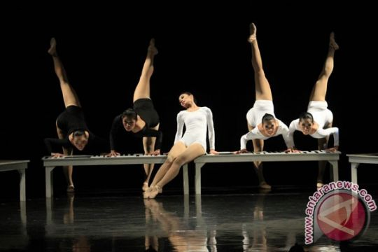 Indonesia ikut kompetisi balet Asia di Hong Kong