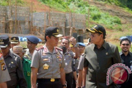 Puluhan polisi Papua Barat dikirim ke Palu