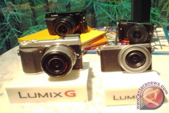 Lumix DMC mirrorles didukung Wi-Fi