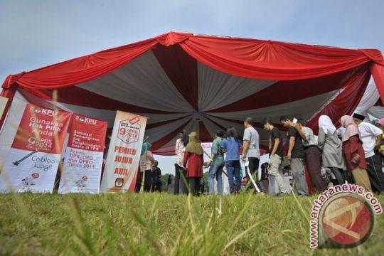 KPU: DPT Kota Tangerang 1.027.522 pemilih